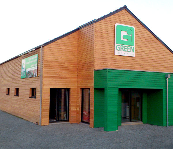 GREEN INTERIM – La Chapelle des Fougeretz