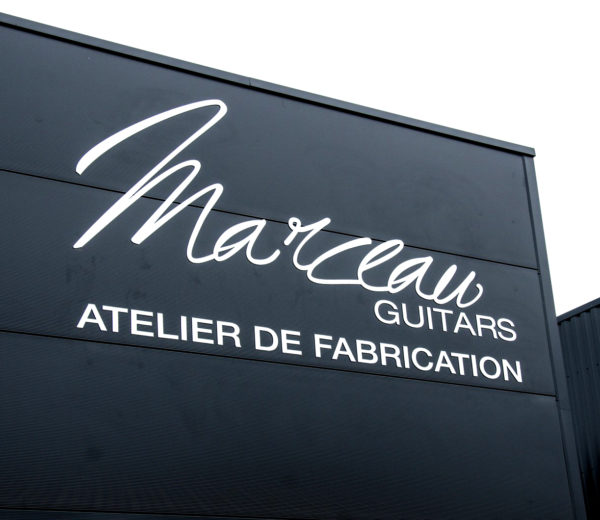 MARCEAU GUITARS – Betton