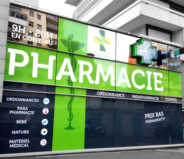 PHARMACIE – Rennes Colombia